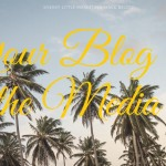 Your Blog & the Media