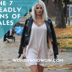 7 Deadly Sins of Sales [Women Who WOW]