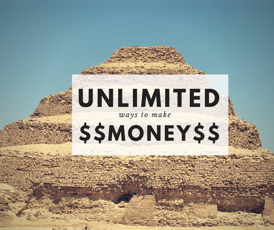 There Are Always Unlimited Ways to Make Money