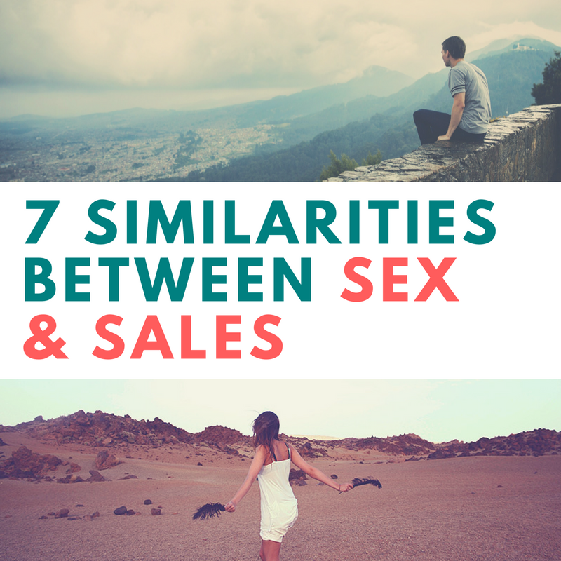 7 Similarities Between Sex and Selling for Women Entrepreneurs
