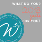 What do your 2018 business goals do for you?